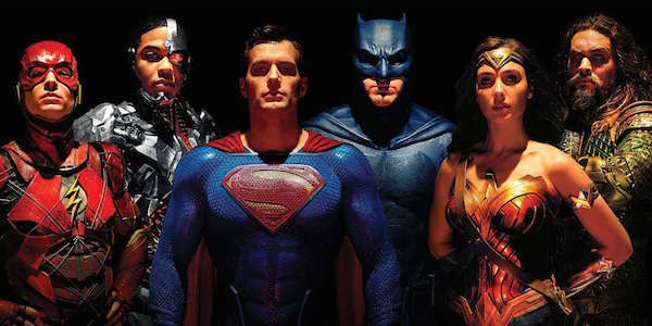Recasting The Justice League With Actors Who Have Never