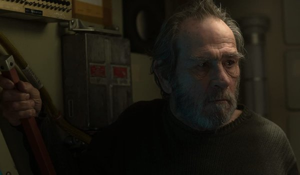 Ad Astra Tommy Lee Jones looking sad