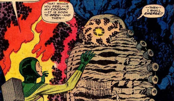 Him's Cocoon Adam Warlock's won't appear until Guardians of the Galaxy 3