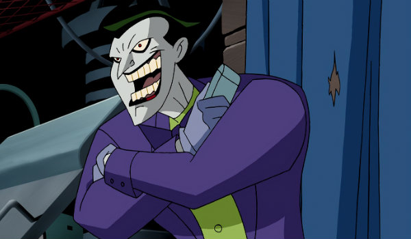 Mark Hamill Joker Batman the animated series