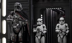 Which Prince Makes The Higher Stormtrooper, In line with Daisy Ridley