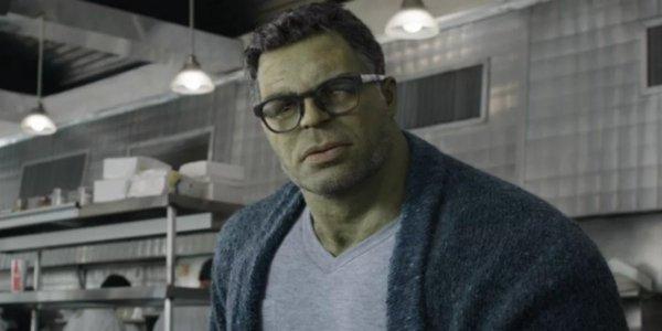 Mark Ruffalo in Avengers: Endgame