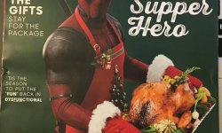 Deadpool's Vacation Journal Takeover Is Hilarious And Gross