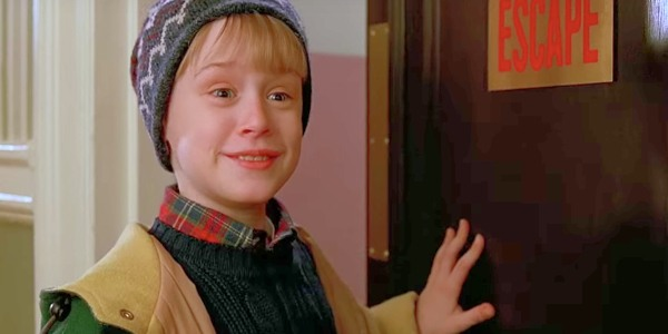 Kevin McCallister Home Alone