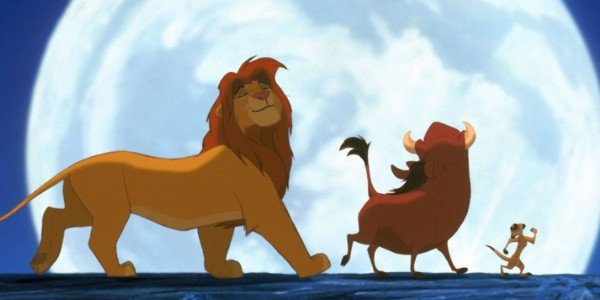 lion king # 15