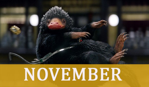 niffler is in fantastic beasts and where to find them 2