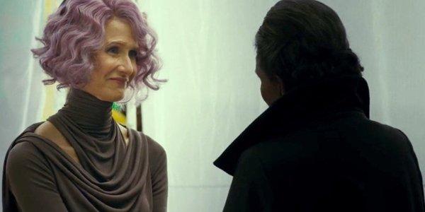 Laura Dern Star Wars The Last Jedi