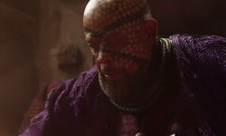 The Particular Manner Forest Whitaker Approached Mourning King T'Chaka In Black Panther