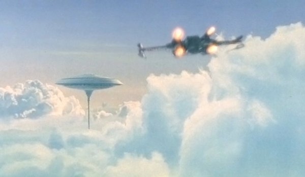 Bespin in The Empire Strikes Back