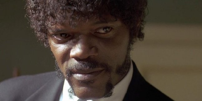 Image result for pulp fiction samuel jackson