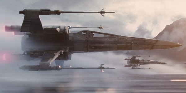 Star Wars: The Force Awakens X-Wing
