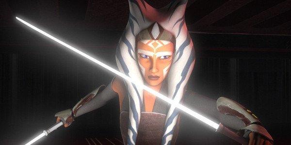 Star Wars Rebels Finally Revealed What Happened To Ahsoka - CINEMABLEND