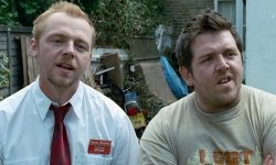 Simon Pegg And Nick Frost Have A New TV Present, And It Sounds Superior