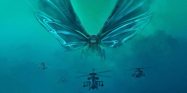 Godzilla: King Of The Monsters Almost Had A Second Post-Credits ...