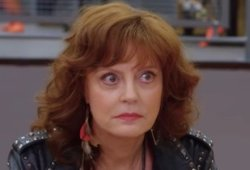 How Susan Sarandon Received Concerned In A Unhealthy Mothers Christmas