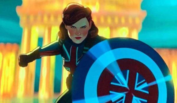 Peggy Carter Marvel's What If... ?