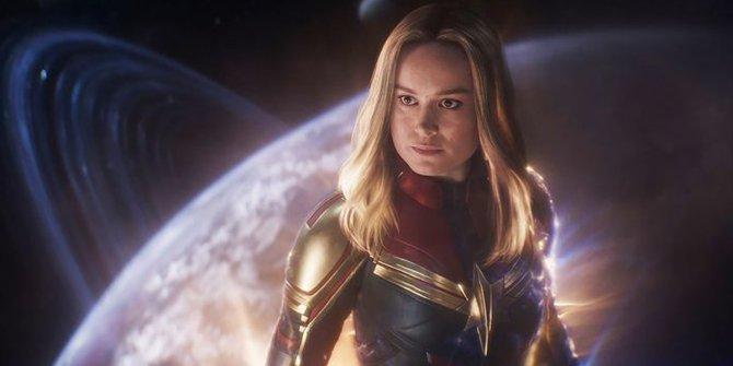 Surprise, Not Even Brie Larson Knows When Captain Marvel 2 Is ...