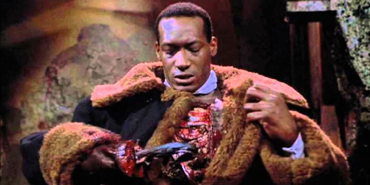 Wait Is Tony Todd Playing The Candyman In Jordan Peele S