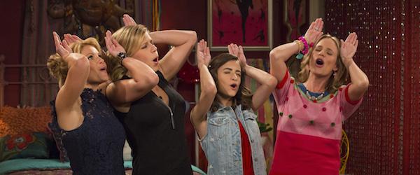 fuller house season 2 girls being silly