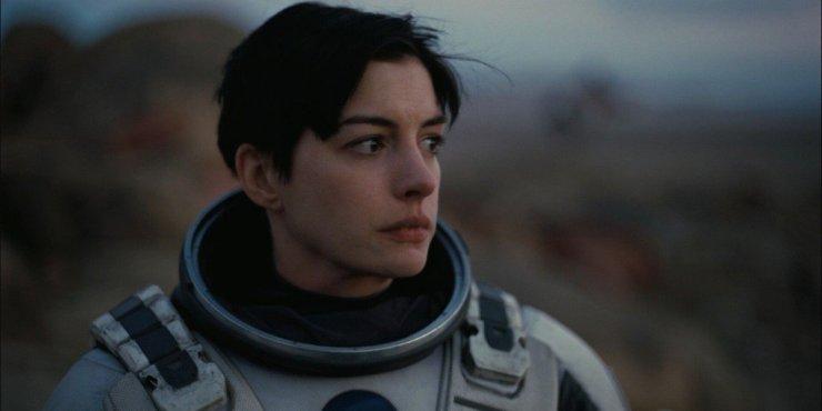 Anne Hathaway - Interstellar