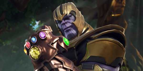 It Turns Out Thanos Is A Bit Too Powerful In Fortnite
