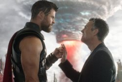 Now Mark Ruffalo's Joking About Streaming The Different Half Of Thor: Ragnarok