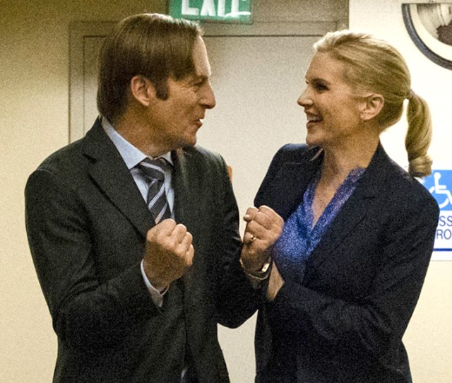 Better Call Saul Season  Finally Includes The Episode Showrunner
