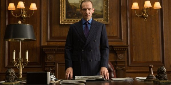 Bond 25 S Ralph Fiennes Still Doesn T Know Anything About