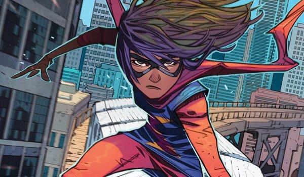 Kamala Khan Ms. Marvel comics