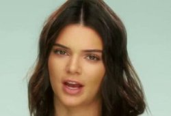 Kendall Jenner Reveals She's A Hypochondriac