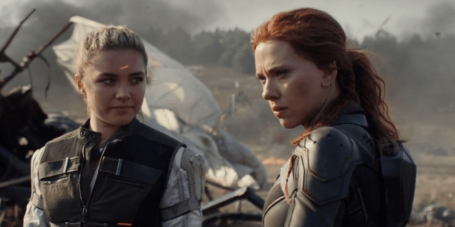 Scarlett Johansson's New Black Widow Photo Has Me Starting To Get Pumped  For The Movie Again - CINEMABLEND
