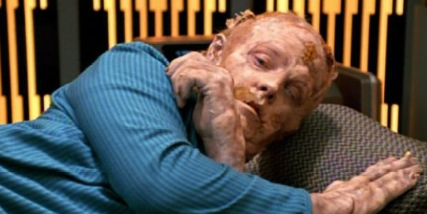 One Infamous Star Trek Episode Inspired A Fake Scientific Study ...