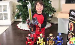 A 6-12 months-Previous Made $11 Million Reviewing Toys On YouTube