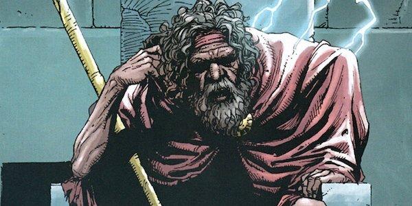 The Wizard in Shazam comics