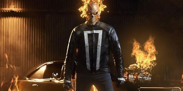 Image result for agents of shield ghost rider
