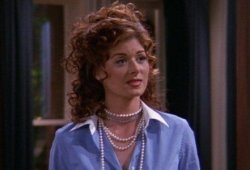 That Time Will And Grace's Debra Messing Tried And Failed To Pull Off Rachel's Haircut From Mates