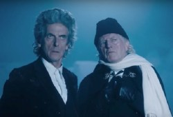 New Physician Who Christmas Particular Video Caught The First And Twelfth Docs In The TARDIS Collectively