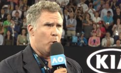 Will Ferrell Interviewed Roger Federer After His Win, Clearly Requested If He Was A Vampire