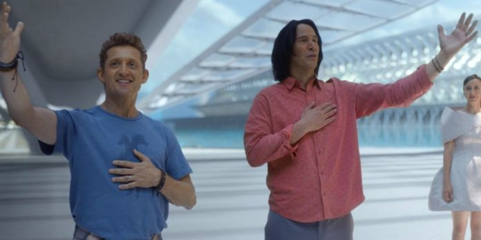 Forget The Rose Bowl, Bill And Ted Face The Music Almost Had A Wilder Alternate Ending