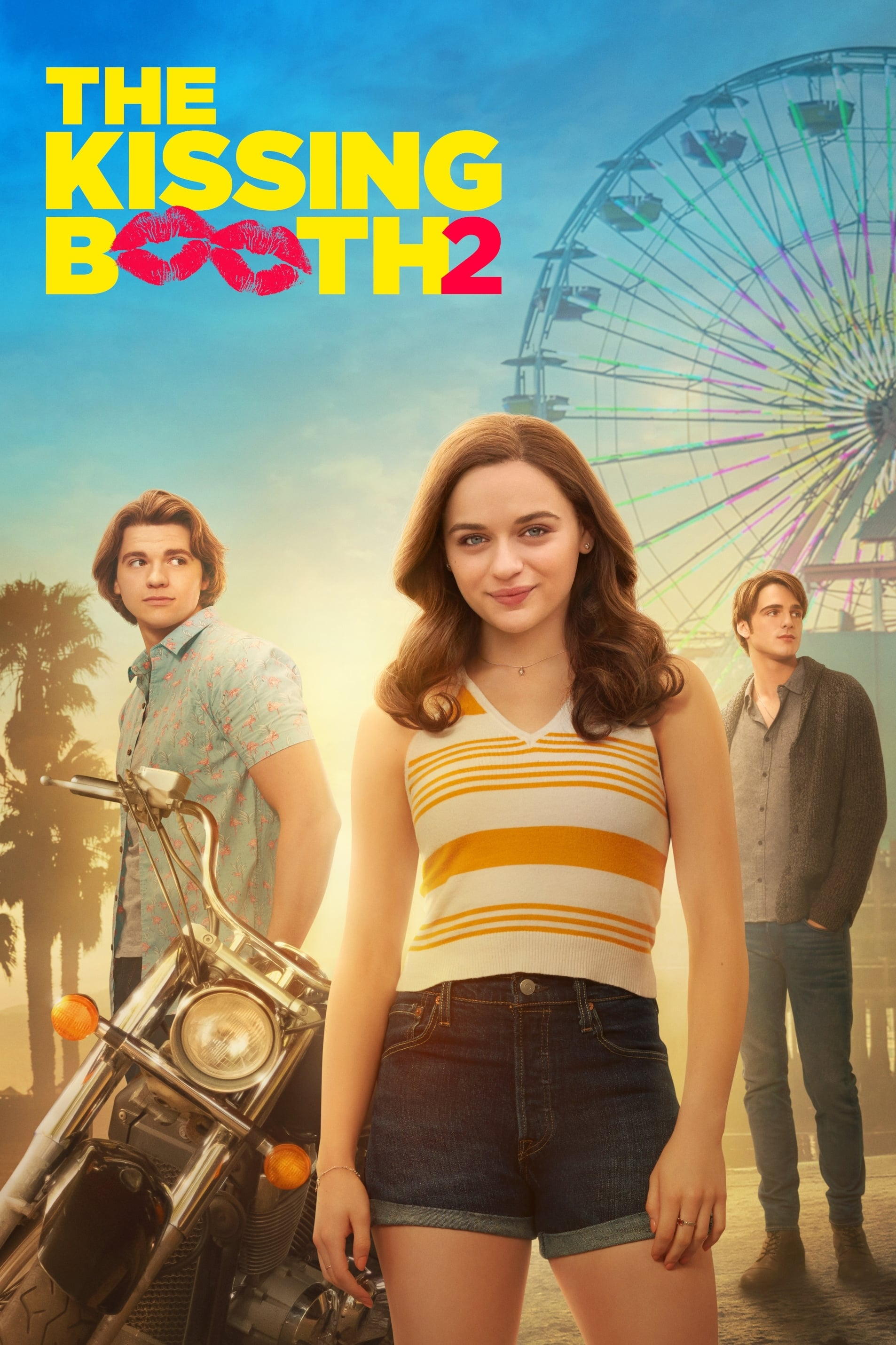 The Kissing Booth Streaming : kissing, booth, streaming, Kissing, Booth, CINEMABLEND
