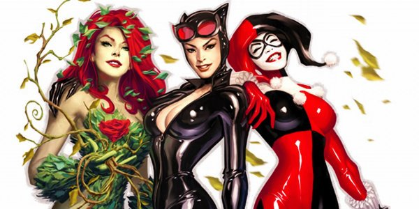 Gotham City Sirens David Ayer