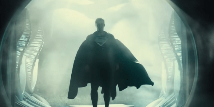 Justice League: Zack Snyder Explains Importance Of Superman's Black Suit In The Snyder Cut