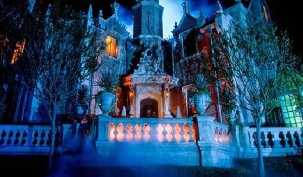 The Undertaker Hd Wallpaper First Look At Disney S Unproduced Haunted Mansion Tv Show