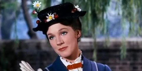 Image result for julie andrews in mary poppins