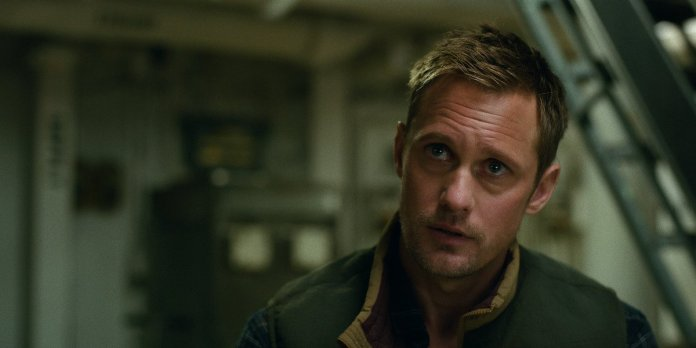 Alexander Skarsgard Reveals What It's Like To Star In Godzilla Vs. Kong, A Monster Movie Where No One Cares About The Humans