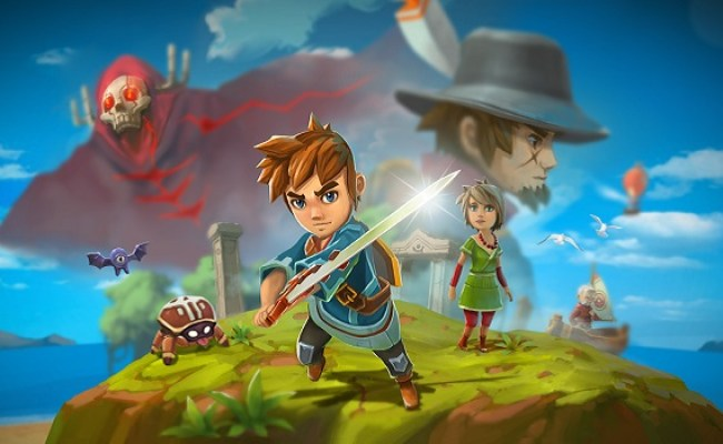 Nintendo Switch Has A Zelda Esque Game Coming