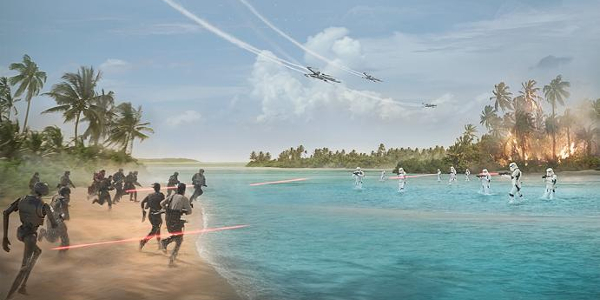 Image result for rogue one planets