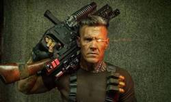 Cable's Creator Met Josh Brolin On The Set Of Deadpool 2, See The Image