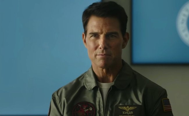 Tom Cruise Shares Epic Top Gun Maverick Video Flying Planes