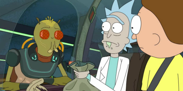 Rap Monster Cute And Funny Wallpaper Why Rick And Morty Season 3 Took So Long To Make